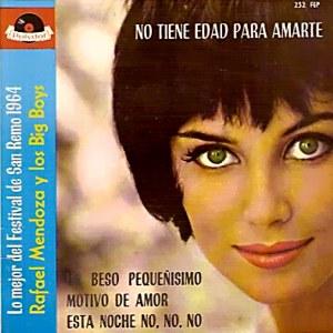 Mendoza, Rafael - Polydor232 FEP