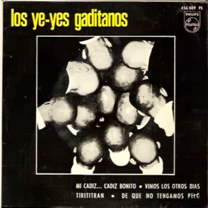 Ye-Yes Gaditanos, Los - Philips436 889 PE