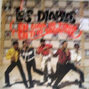 Diablos, Los - Regal (EMI)J 006-20.113