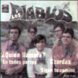 Diablos, Los - Regal (EMI)SEDL 19.586