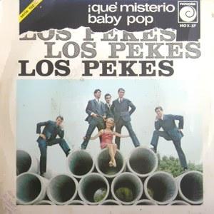 Pekes, Los - Novola (Zafiro)NOX- 37