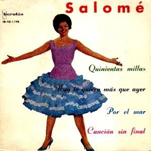 Salomé - IberofónIB-45-1.198