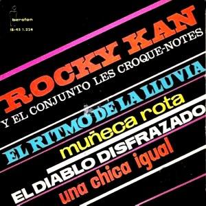 Kan, Rocky - IberofónIB-45-1.224