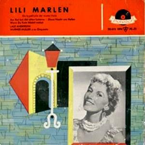 Andersen, Lale - Polydor20 615 EPH
