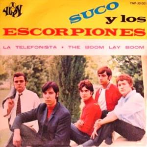 Suco Y Los Escorpiones - YupyYNP-50.001
