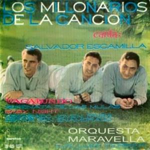 Millonarios De La Canción, Los - IberofónIB-45-1.071