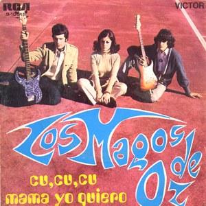 Magos De Oz, Los - RCA3-10513