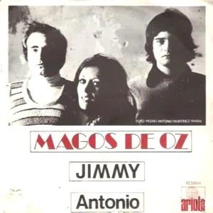 Magos De Oz, Los - Ariola10.561-A