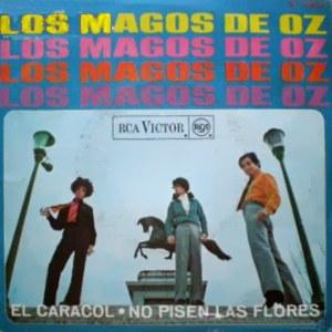 Magos De Oz, Los - RCA3-10301