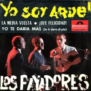 Payadores, Los - Polydor310 FEP