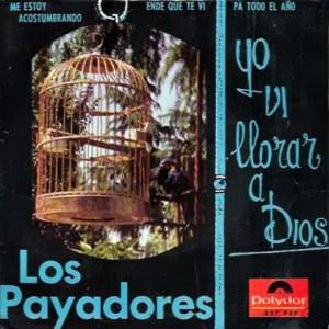 Payadores, Los - Polydor337 FEP
