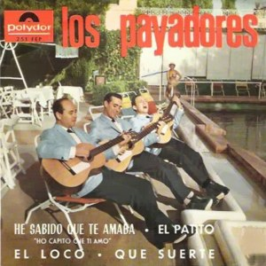 Payadores, Los - Polydor251 FEP