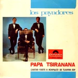 Payadores, Los - Polydor360 FEP