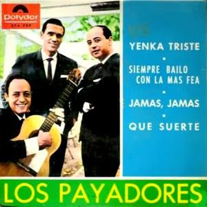 Payadores, Los - Polydor274 FEP