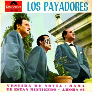 Payadores, Los - Polydor266 FEP