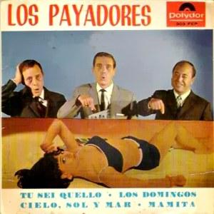 Payadores, Los - Polydor303 FEP