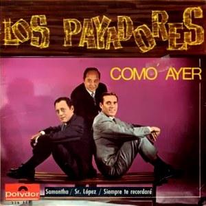 Payadores, Los - Polydor336 FEP