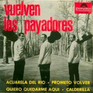 Payadores, Los - Polydor246 FEP