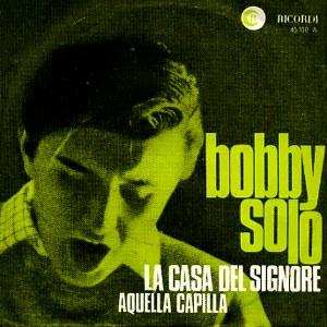 Solo, Bobby - Vergara45.100-A