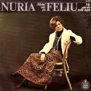 Feliu, Núria - HispavoxH 450