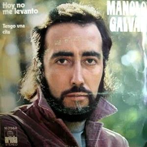 Galván, Manolo - Ariola16.256-A