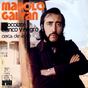 Galván, Manolo - Ariola11.549-A