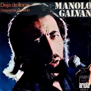 Galván, Manolo - Ariola11.638-A