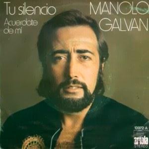 Galván, Manolo - Ariola13.972-A