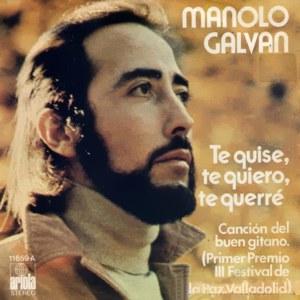 Galván, Manolo - Ariola11.659-A