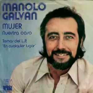 Galván, Manolo - Ariola13.461-A