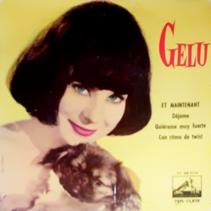 Gelu - La Voz De Su Amo (EMI)7EPL 13.828