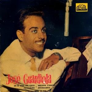 Guardiola, José - Regal (EMI)SEDL 19.200