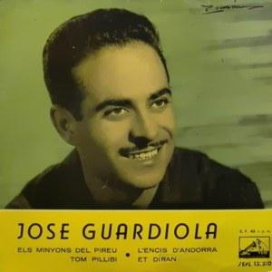 Guardiola, José - La Voz De Su Amo (EMI)7EPL 13.510