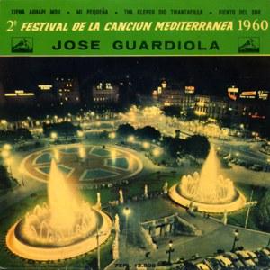 José Guardiola - La Voz De Su Amo (EMI)7EPL 13.505