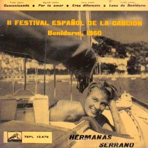 Hermanas Serrano - La Voz De Su Amo (EMI)7EPL 13.479