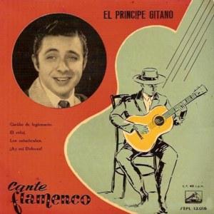 Príncipe Gitano, El - La Voz De Su Amo (EMI)7EPL 13.016