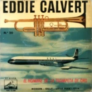 Calvert, Eddie - La Voz De Su Amo (EMI)7EPL 13.386