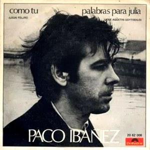 Ibáñez, Paco - Polydor20 62 008