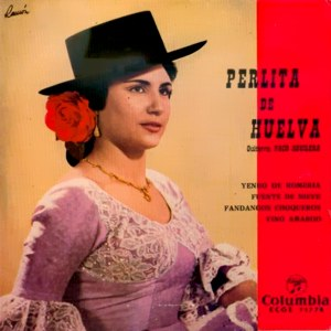 Huelva, Perlita De - ColumbiaECGE 71778
