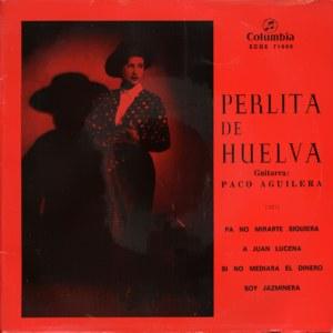 Huelva, Perlita De - ColumbiaECGE 71600
