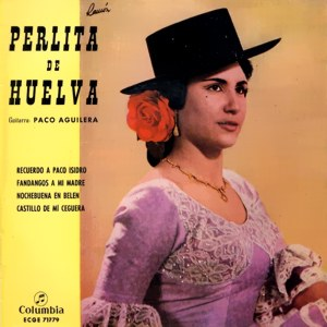 Huelva, Perlita De - ColumbiaECGE 71779