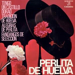 Huelva, Perlita De - ColumbiaSCGE 80728