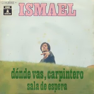 Ismael - Odeon (EMI)J 006-20.643