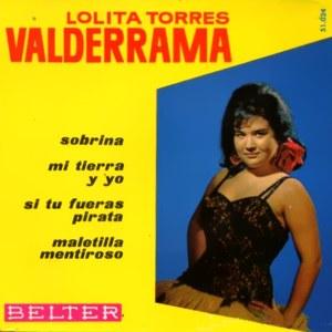 Torres Valderrama, Lolita - Belter51.024
