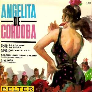Córdoba, Angelita De - Belter51.068