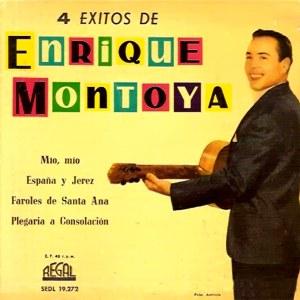 Montoya, Enrique - Regal (EMI)SEDL 19.272