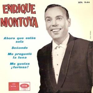 Montoya, Enrique - Regal (EMI)SEDL 19.414