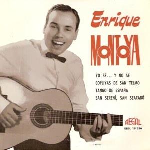Montoya, Enrique - Regal (EMI)SEDL 19.336