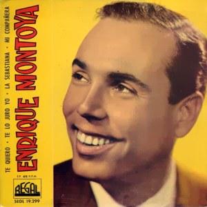 Montoya, Enrique - Regal (EMI)SEDL 19.299