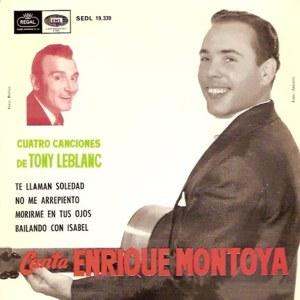 Montoya, Enrique - Regal (EMI)SEDL 19.339